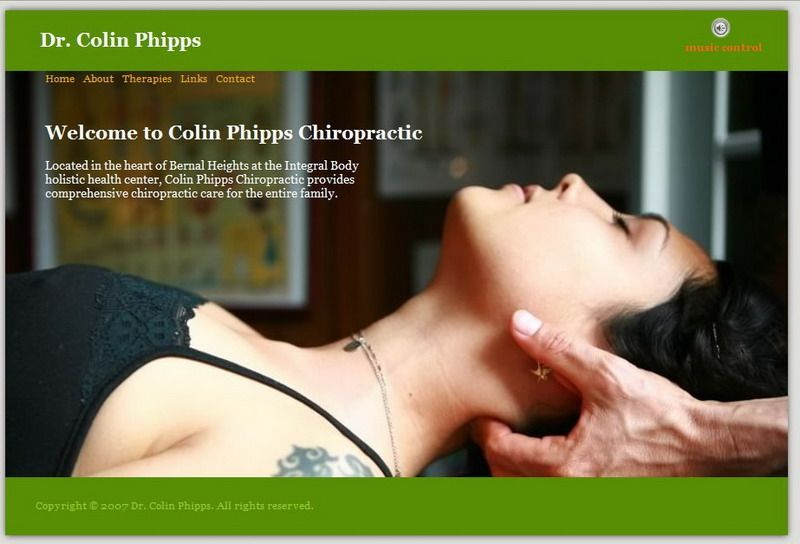 Dr. Colin Phipps