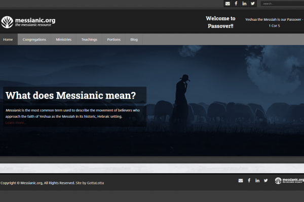 The Messianic Resource